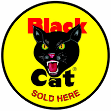 BLACK CAT sold here